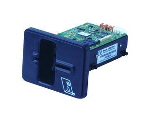 CRT-288-K RS232 USB Insert Card Reader DC5V For Magnetic Cards