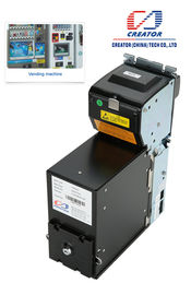 Anti - Counterfeits  Self Service Payment Machine With  Inductive And Dielectric Sensors