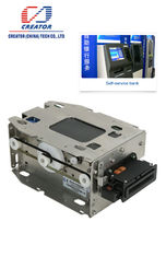 Motorized Card Reader And Writer For IC / RFID Card , Magnetic Card Reader Writer