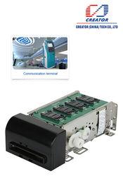 Motorized सम्मिलित कियॉस्क, RS232 अंतरफलक के साथ स्मार्ट कार्ड पाठक के लिए चुंबकीय कार्ड पाठक