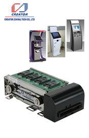 ISO14443 Motorized आरएफआईडी कार्ड रीडर के साथ RS232 अंतरफलक, चुंबकीय पट्टी कार्ड रीडर