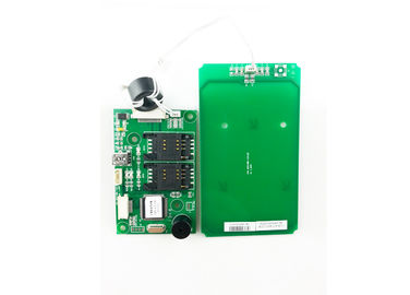 13.56 मेगाहर्ट्ज Contactless आरएफआईडी कार्ड रीडर, USB अंतरफलक के साथ आईसी कार्ड रीडर
