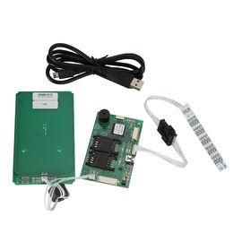 आरएफआईडी USB स्मार्ट कार पाठक दो सैम कार्ड, के लिए लेखक Contactless आरएफ कार्ड रीडर