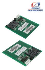 13.56 मेगाहर्टज कीओस्क आरएफआईडी कार्ड रीडर, खुदरा के लिए डीसी 5V स्मार्ट कार्ड पाठक